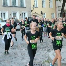 Nike Noortejooks (We Run Tallinn) - Brith Juhanson (1662), Ingrid Loim (2661), Merlyn Karin (3349), Helis Laane (3371), Anette-Laura Porrmann (3557), Emma Marie Tillemann (3839)