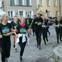 Nike Noortejooks (We Run Tallinn) - Brith Juhanson (1662), Ingrid Loim (2661), Mark Mets (3275)