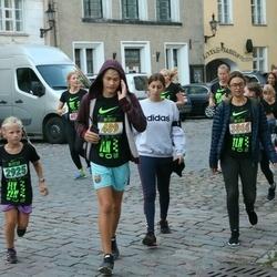 Nike Noortejooks (We Run Tallinn) - Mihkel-Marcus Lokotar (489), Ete-Leen Lokotar (2925), Celeste Galvani (3865)