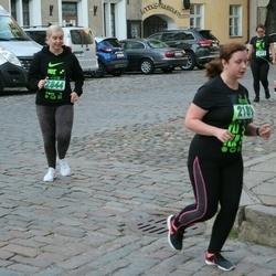 Nike Noortejooks (We Run Tallinn) - Maria Rjahovskaja (2189), Olga Lilleberg (2842), Anna Solts (2844)