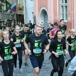 Nike Noortejooks (We Run Tallinn) - Uku Saar (1573), Elisabeth Saar (1725), Marili Salev (2081), Keili Pedel (2644), Anita Tumaš (2657)