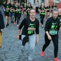 Nike Noortejooks (We Run Tallinn) - Carmen Triini Tälli (2445), Kati Lilienthal (3533)