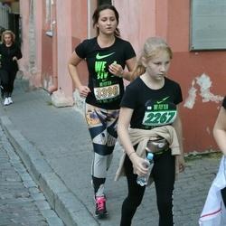 Nike Noortejooks (We Run Tallinn) - Mariette Väravas (2265), Laura Sussi (2267), Anna Maior (3398)