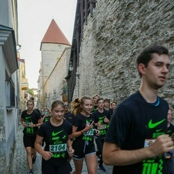 Nike Noortejooks (We Run Tallinn) - Anna Dievskaja (2104)