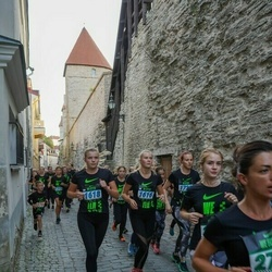 Nike Noortejooks (We Run Tallinn) - Lizeth Marii Salm (1616), Annabel Pern (1618)