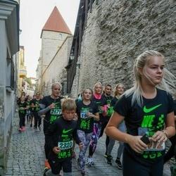 Nike Noortejooks (We Run Tallinn) - Oliver Aasla (2320), Anastassija Smirnova (2671)