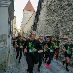 Nike Noortejooks (We Run Tallinn) - Minni Andla (2685), Iti Järvi (2707), Jelizaveta Ignatova (3093), Birgit Vilks (3374)
