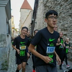 Nike Noortejooks (We Run Tallinn) - Ambrose Ho (896), Cheuk Long Poon (1035)