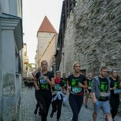 Nike Noortejooks (We Run Tallinn) - Brith Juhanson (1662), Kirsika Rahuelu (2436), Serhii Chukhan (3719)