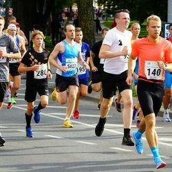 Tallinna Sügisjooks - Robert Schmidt (140), Andero Toomik (280), Kaarel Kuurmaa (5027)