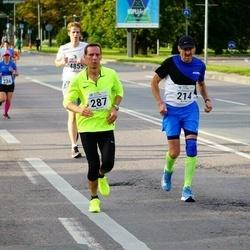 Tallinna Sügisjooks - Aare Randma (214), Aleksei Komarov (287)