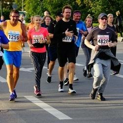 Tallinna Sügisjooks - Elisabeth Mitt (5297), Aarne Kiholane (5372)