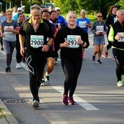 Tallinna Sügisjooks - Ari Luostarinen (2900), Minttu Luostarinen (2976)
