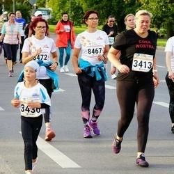 Tallinna Sügisjooks - Tiia Nilp (3413), Berith Reilson (3436)