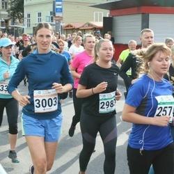 Tallinna Sügisjooks - Indra-Stiina Pitk (2983), Anna Guzman (3003)