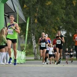 Tallinna Sügisjooks - Annet Schipper (188), Lagle Reidma (4413), Rünno Pusa (4944), Santa Matule (5392)