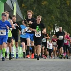 Tallinna Sügisjooks - Artur Simmo Kaitsa (346), Rasmus Kivari (522), Ville Markus Varik (960)