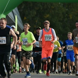 Tallinna Sügisjooks - Ermo Pajuväli (2735), Marek Toht (3471)