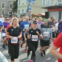 Tallinna Sügisjooks - Kadi Tammaru (4460), Grete Solnask (9057)