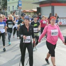 Tallinna Sügisjooks - Aet Kruusimägi (8799), Monika Kupper (8822)