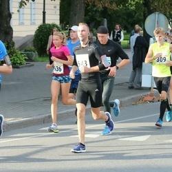Tallinna Sügisjooks - Marten Martens (210), Joosep Palm (309), Adele Tamberg (636), Lauri Sarikas (643)