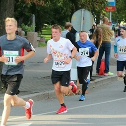 Tallinna Sügisjooks - Rain Ojala (274), Agne Kivisaar (290), Oliver Tiks (416), Leopold Hossey (4629)