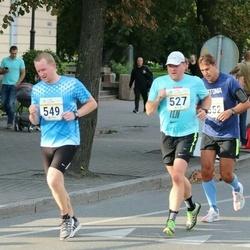 Tallinna Sügisjooks - Aadu Polli (527), Joonas Hansen (549)