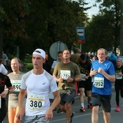 Tallinna Sügisjooks - Aron Liiv (380), Ricky Bobby (1786), Martin Viljasaar (2052), Sergei Babashkov (4483)