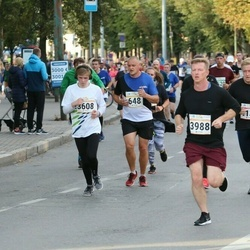 Tallinna Sügisjooks - Reino Oago (648), Benno Roobas (3608), Gerad Kostak (3988), Kristjan Jürisoo (4132)