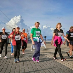Tallinna Sügisjooks - Anna Bedina (8689), Galina Peskova (8690), Kaija Kohlmann-Genno (8939), Svetlana Simonova (9205), Anu Oad (9396), Svetlana Rappu (9489)