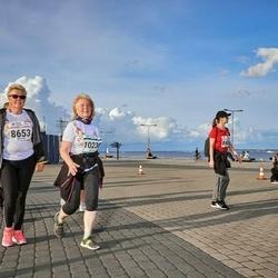 Tallinna Sügisjooks - Heike Kasesalu (8653), Sirje Soop (9114), Ann Mandre (10230)