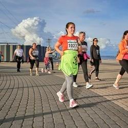 Tallinna Sügisjooks - Pille Trumm (8216), Maire Kotsar (9055), Anna Muromskaja (10273), Jelena Smirnova (10989)