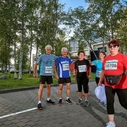 Tallinna Sügisjooks - Siiri Lõhmussaar (10806), Roberto Colombini (11072), Marisa Guidetti (11073), Bruno Monelli (11182)
