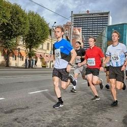 Tallinna Sügisjooks - Rasmus Mälton (120), Reigo Roasto (126), Aarne Kiholane (5372)