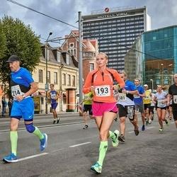 Tallinna Sügisjooks - Diana Kaareste (193), Aare Randma (214)