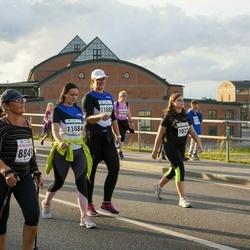 Tallinna Sügisjooks - Astrida Semjonova (8849), Ingrid Jaanits (11084), Adeele Jaanits (11085)