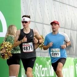 Tallinna Sügisjooks - Ander Markus Kroon (4871), Karl Pae (5391)