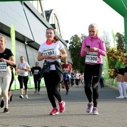 Tallinna Sügisjooks - Oksana Kovalenko (10325), Viktoria Bunkova (11306), Anna Mihhejenko (11307)