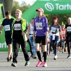 Tallinna Sügisjooks - Annika Juursoo (8170), Liis Laanela (8180)