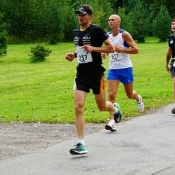 Tallinna Maraton - Arttu Aaltonen (257), Igor Perepech (511)