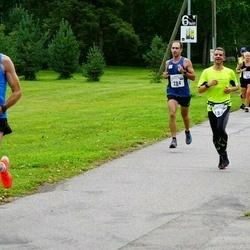 Tallinna Maraton - Tiit Palu (170), Arles Taal (183), Jan Dubrovski (284)