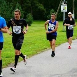 Tallinna Maraton - Sander Pihlak (214), Margus Muld (268), Artur Taivere (399), Vasili Dzehtsiarov (400), Raimo Talviste (557)