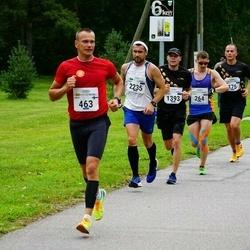 Tallinna Maraton - Linus Söderlund (463), Aare Kutsar (2235)