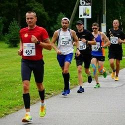 Tallinna Maraton - Reemet Valting (1393), Aare Kutsar (2235)