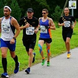 Tallinna Maraton - Heiki Tiikoja (175), Vitaliy Ilichev (264), Reemet Valting (1393), Aare Kutsar (2235)