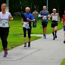 Tallinna Maraton - Arkko Pakkas (294), Maido Kaljur (348), Jess Smith (598)