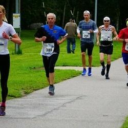 Tallinna Maraton - Nikolay Kuznetsov (220), Arkko Pakkas (294), Maido Kaljur (348), Jess Smith (598)