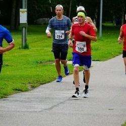 Tallinna Maraton - Pavel Guitar (291), Arkko Pakkas (294), Jess Smith (598)