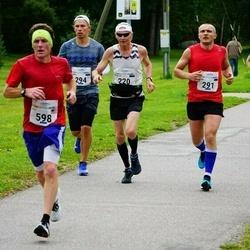 Tallinna Maraton - Nikolay Kuznetsov (220), Pavel Guitar (291), Arkko Pakkas (294)