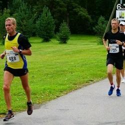 Tallinna Maraton - Arnold Laasu (488), Mario Maddison (795)